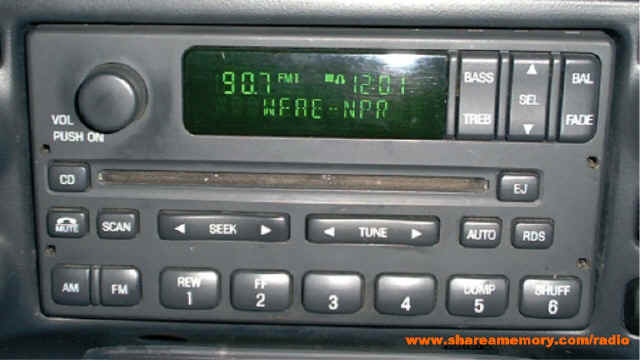 Radio Repairs Including Blank Display Ford Nissan Quest Rhshareamemory: 2002 Ford F 150 Radio Will Not Come On At Gmaili.net