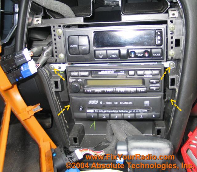 Will A Double Dinn Deck Fit It My 01 Qx4 Nissan Forum